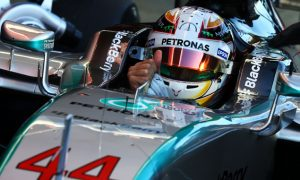Hamilton bullish ahead of Melbourne