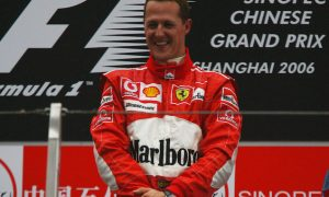 A smiling final Ferrari win