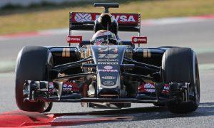 Maldonado: Lotus in fight with Williams, Red Bull and Ferrari