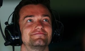 Palmer handed Lotus FP1 drive in China