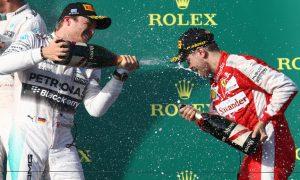 Rosberg excited to have Vettel at Mercedes debrief
