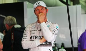 Rosberg: 'I just did not drive well enough'