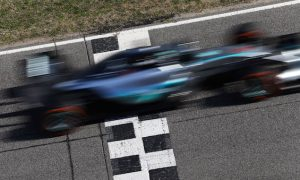 Spanish GP pole time beaten by 2.5s