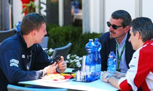 Marciello buoyant ahead of Sauber debut