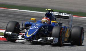 Marciello pleased with Sauber debut