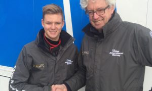 Schumacher's son set to make single-seater debut