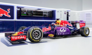 Red Bull 2015 livery unveiled