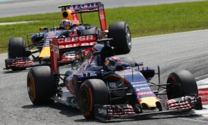 Toro Rosso 'best of the rest' – Verstappen