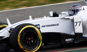 Williams drivers emphasise need for strong start
