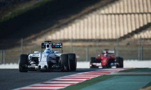 Williams expecting McLaren to join fight