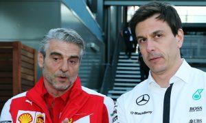 Wolff: Ferrari can reduce gap
