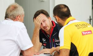 Red Bull and Renault to face off on Friday