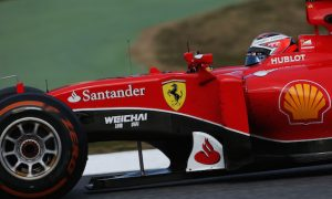 Ferrari 'much more ready' for 2015 - Raikkonen
