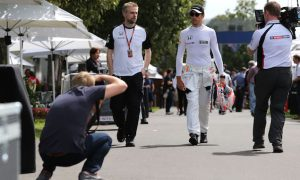 McLaren on verge of 'something very special' - Button