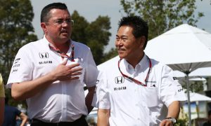Finishing race 'a little victory' for McLaren