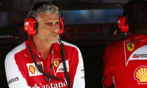 Arrivabene tells Ferrari to switch focus to Mercedes