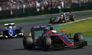 Button: One change can cause big jump for McLaren