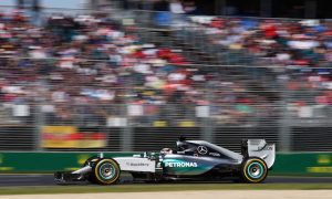Some Mercedes parts 'not quite up to scratch'