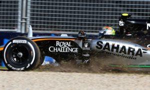 Perez: Force India VJM08 needs development