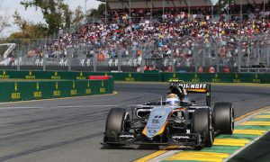 Force India to have B-spec car