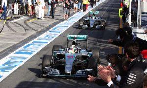 Hamilton: No-one won the title in a Marussia
