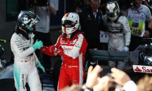 Ferrari closer to Mercedes than Williams last year - Rosberg