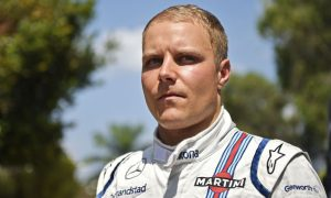 Bottas traces injury to seat position