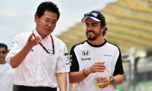 Honda confidence boosted by Malaysia progress