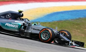 Rosberg focused on strategy and tyres