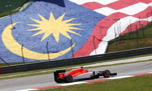 Stevens encouraged to get within 107% for Manor
