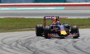 Red Bull acknowledge chassis problems