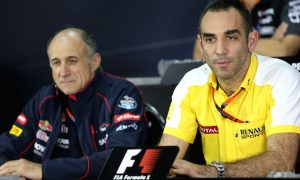 Tost wants Renault to buy Toro Rosso