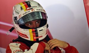 Vettel harbouring victory hopes