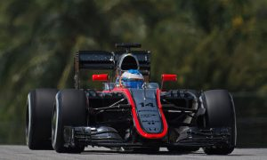 Alonso: McLaren can race others