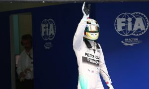 Hamilton proud of opening lap