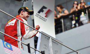 Vettel: 'I was sh**ting myself'