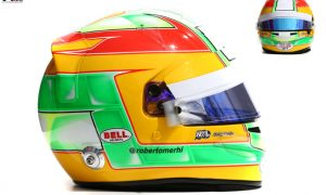 Prized collection: 2015 F1 drivers helmets in pictures