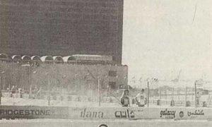 Dubai desert demonstrations