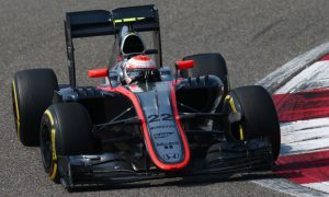 McLaren remains 'quite a long way back' – Button
