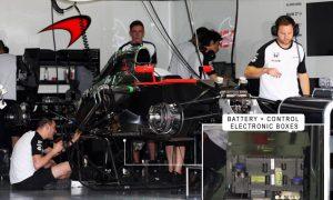 Honda's radical power unit design
