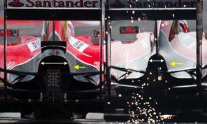 Mercedes and Ferrari: The development war