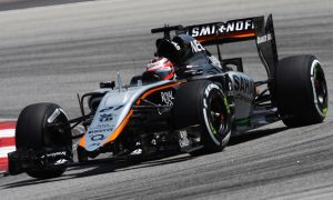 Force India eyes points return in Shanghai