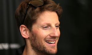Grosjean buoyed by consistent Lotus E23