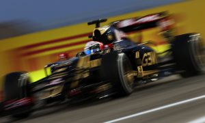 Grosjean praises Lotus for qualifying recovery