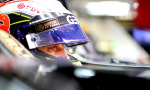 Grosjean happy with points after Lotus turnaround