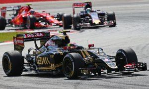 Lotus: Equalisation calls were premature