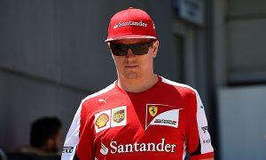 Ferrari 2016 deal in the works for Räikkonen