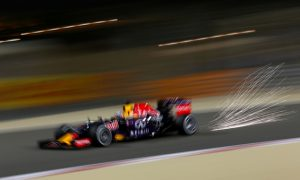 Ricciardo encouraged by Red Bull night pace