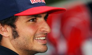 Sainz: Banking early points essential for Toro Rosso