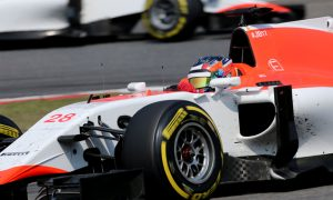 Stevens upbeat with first Manor race finish